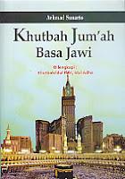 toko buku rahma: buku KHUTBAH JUM'AT BASA JAWI DILENGKAPI KHUTBAH IDUL FITRI, IDUL ADHA, pengarang achmad sunarto, penerbit cendrawasih