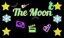 """Logo de """"The Moon"""""""