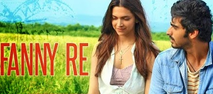 O fanny Re Lyrics from Finding Fanny Title Song