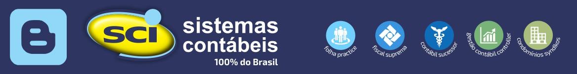 SCI SISTEMAS CONTÁBEIS 100% DO BRASIL