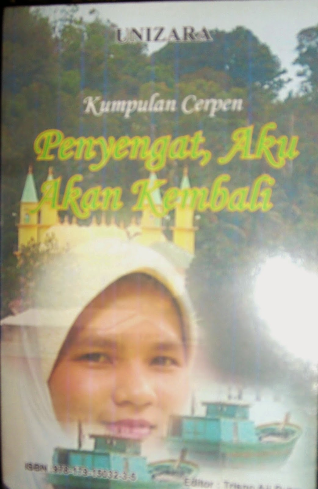 Ruziana, penulis dan sastrawan kota tanjungpinang,kepri telah menghasilkan 2 buku, karyanya juga dimuat disejumlah buku antologi.penulis melayu dari dulu hingga sekarang