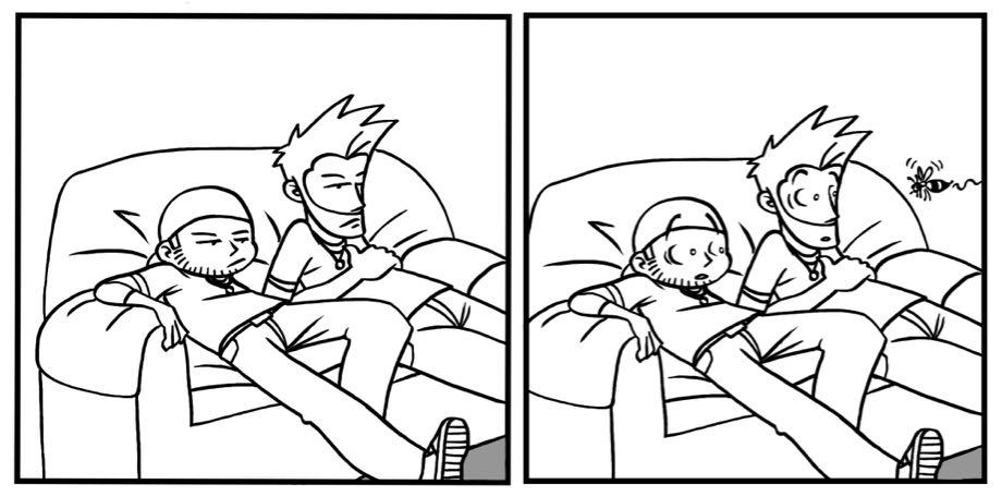 Fumetti - L'ape (Will e Raph 16)