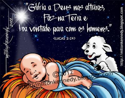 Natal, nascimento de Jesus