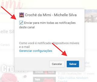 Como se inscrever no canal no youtube
