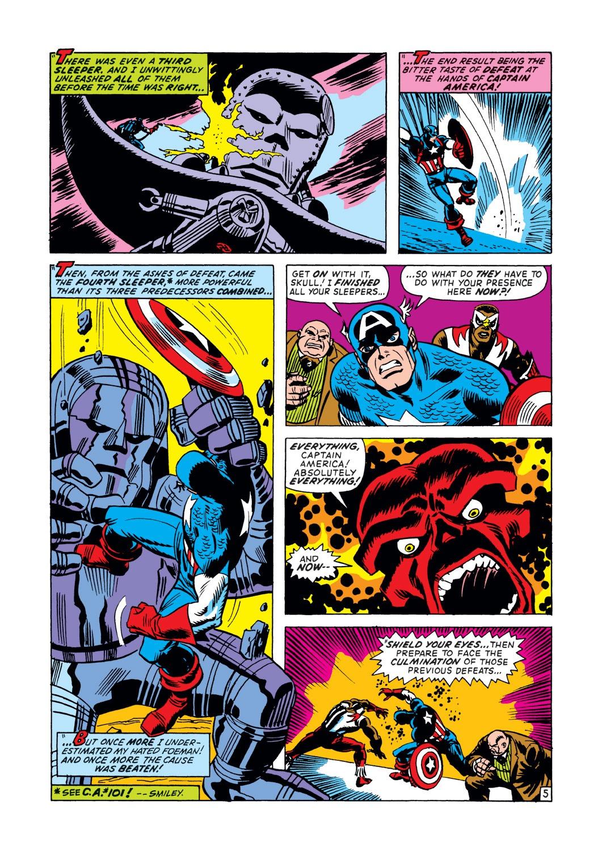 Captain America (1968) Issue #148 #62 - English 6
