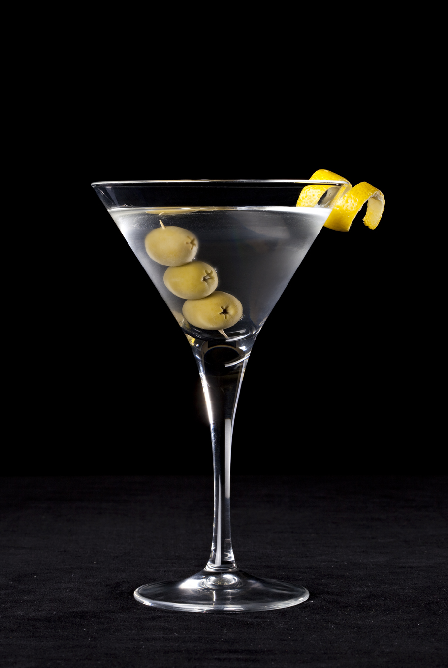 Free Pour: The Original & The Best: The Classic Martini