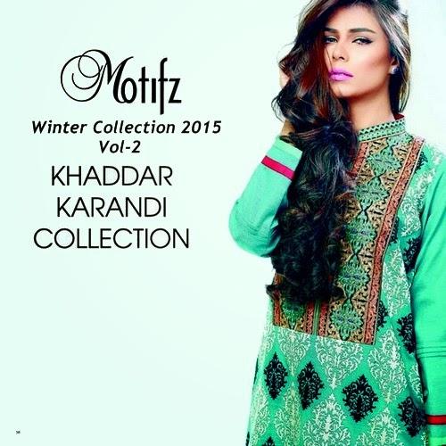 Motifz Collection 2015 Winter Vol-2