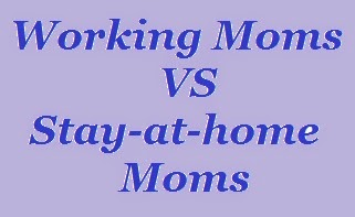 stay at home parents vs working parents Stargoddess english 1301 working versus stay at home moms many women today are facing choices that their mothers never had to  stay at home parent vs working parents.