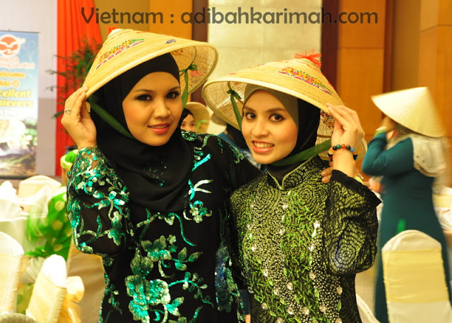 free trip to vietnam from hai-o for premium beautiful top agents at gala dinner night