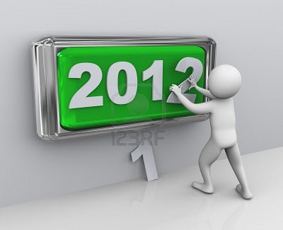 Go 2011 Welcome 2012