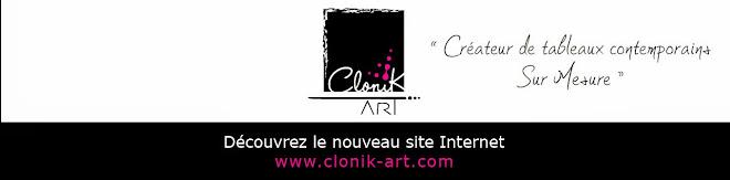 Clo.v devient Clonik Art
