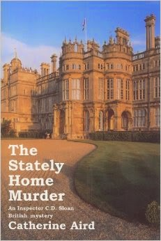 The Stately Home Murder by Catherine Aird is a fun read.
