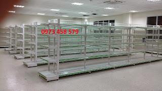 giá kệ siêu thị giá rẻ