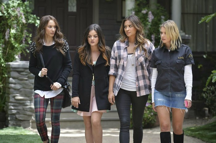 "Pretty Little Liars- A Dark Ali Review: ""Stand for Something or Fall for Anything"""