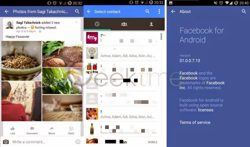 Facebook Status, facebook,WhatsApp, Facebook application