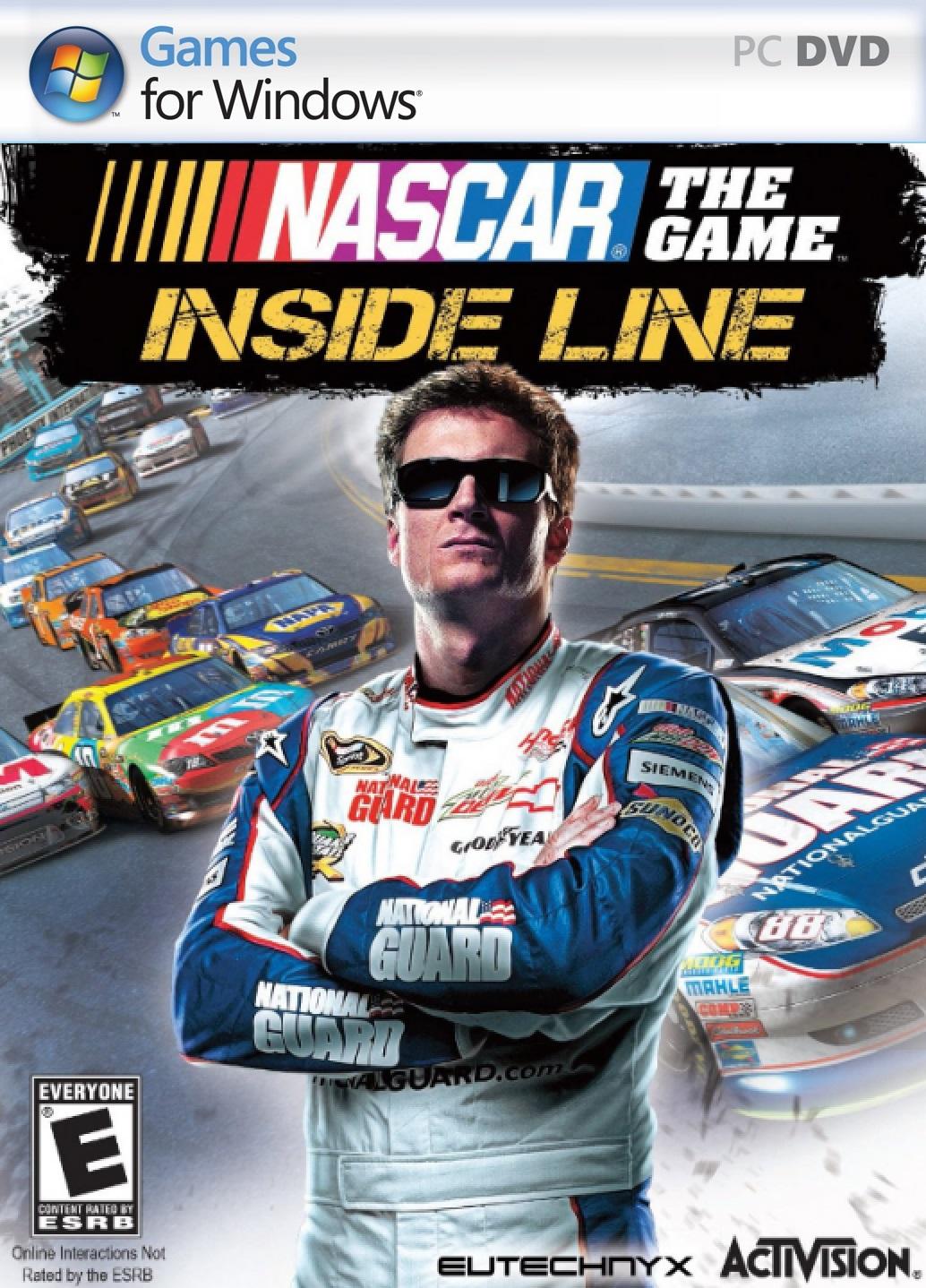 nascar the game 2013