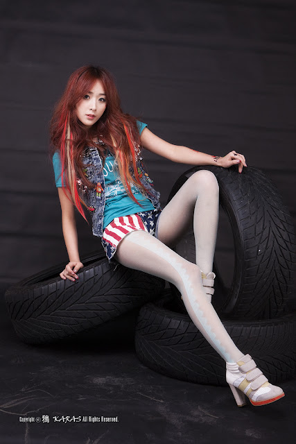 4 Minah - Cute and Dangerous-Very cute asian girl - girlcute4u.blogspot.com