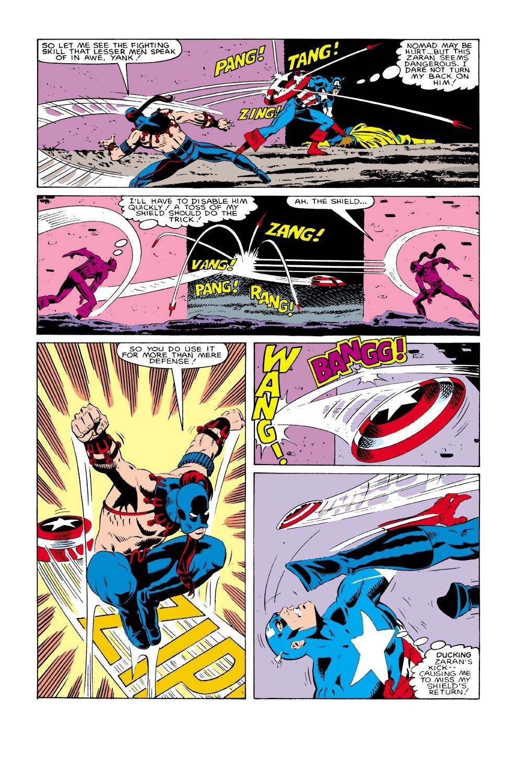 Captain America (1968) Issue #302 #230 - English 19