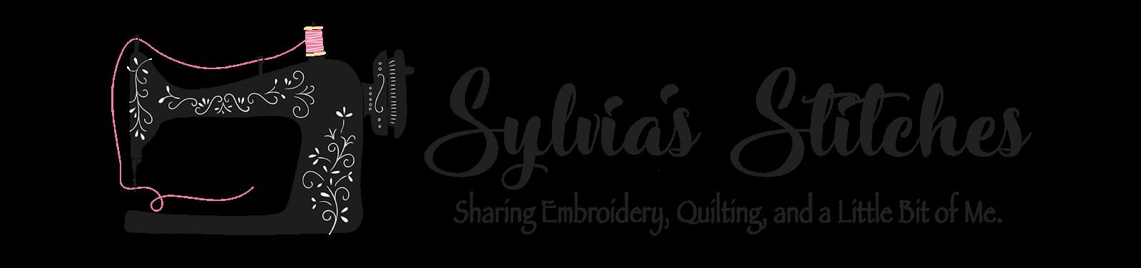 Sylvia's Stitches