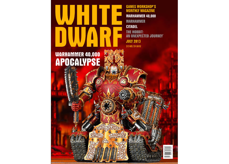 white dwarf review