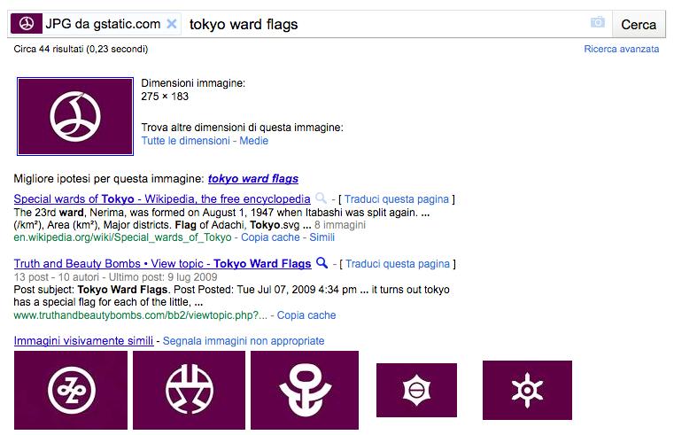 Futurix la rivoluzionaria ricerca per immagini di google for Ricerca per immagini google