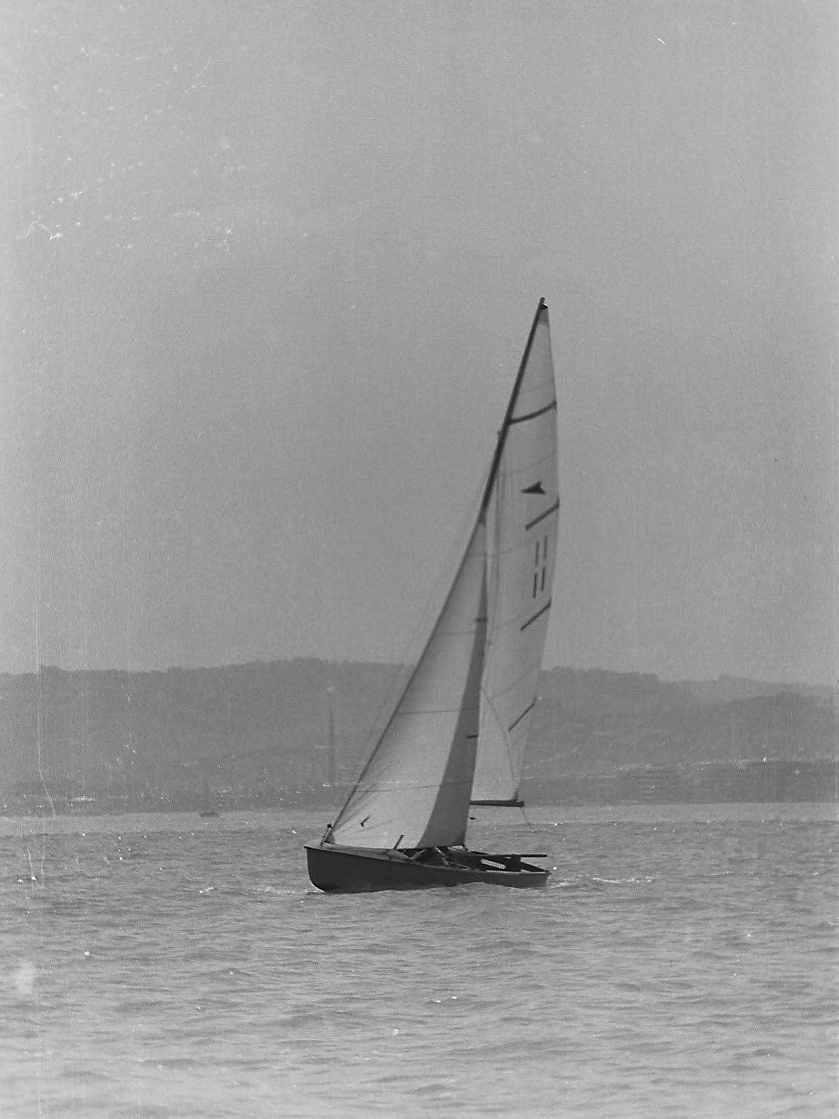 La mia prima barca a vela: lo strale Santarelli n° 11