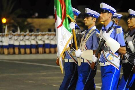 التخصّصات المقبولة للالتحاق برتبة ملازم أول للشرطة 2015
