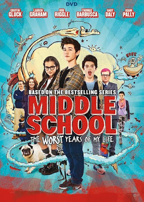 Middle School: The Worst Years of My Life [Latino]