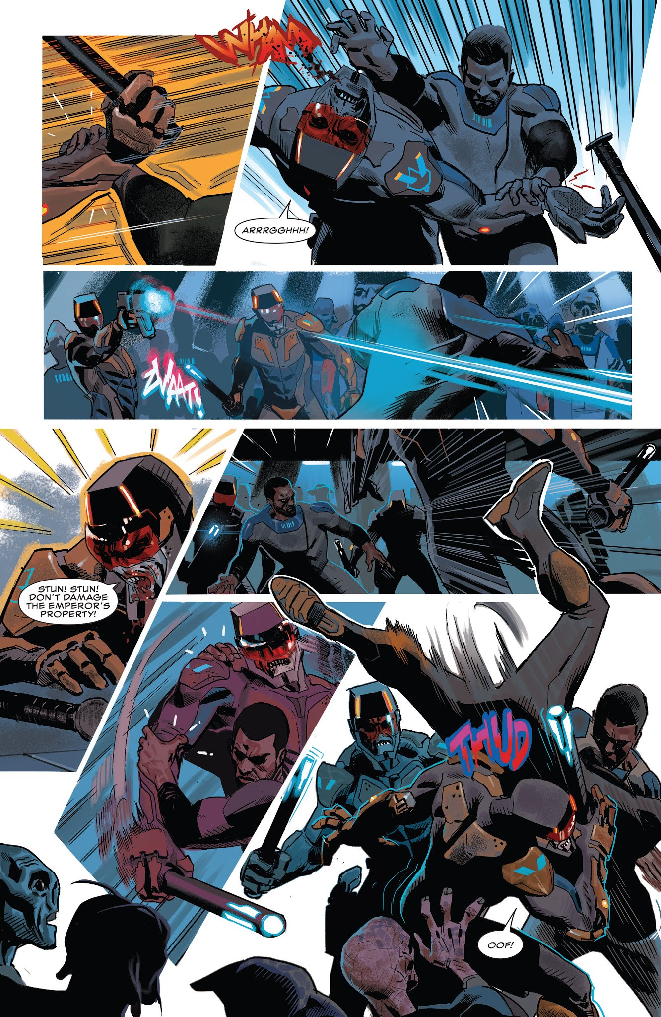 Black Panther (2018) #1 #18 - English 6