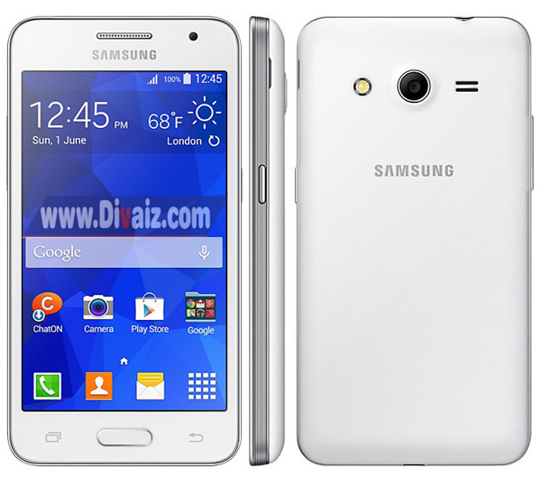 Harga Samsung Galaxy Core 2 - www.divaizz.com
