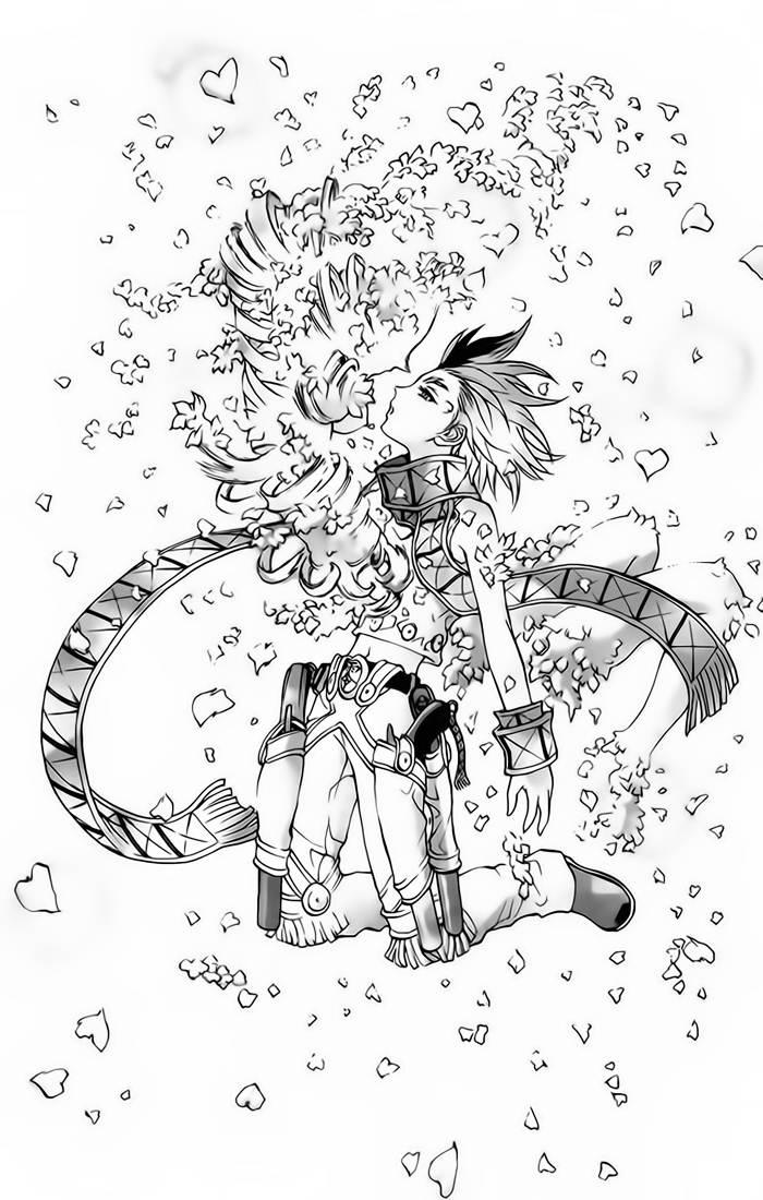Kurohime 1 TH มือปืนมนตรา  หน้า 41