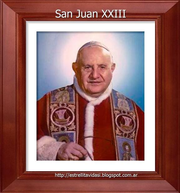 San Juan XXIII 1881-1963