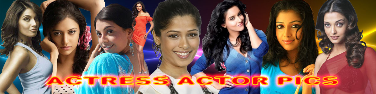Actress Actor Pics