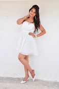 Ashwini latest sizzling photos in white-thumbnail-5