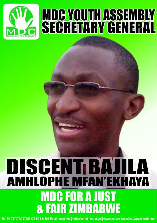 MDC Youth Assembly Secretary General