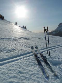topo ski rando charteuse dent crolles