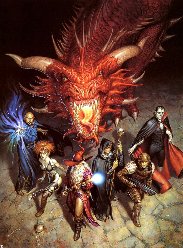 power score dungeons dragons the difficulties of being a