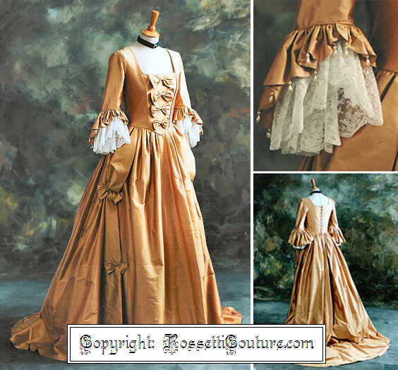 Enchanted Serenity Of Period Films Rossetti Costumes And Bridal Gowns