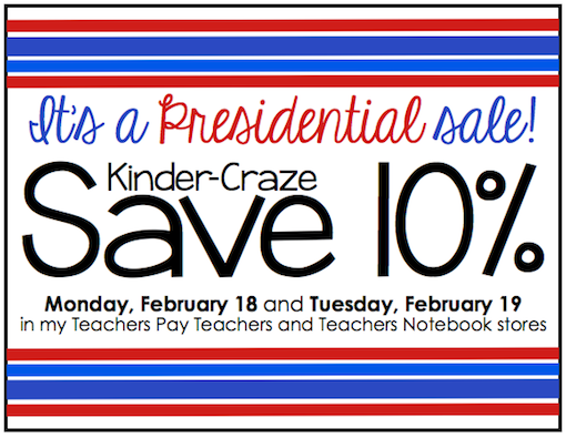 Save 10% on all Kinder-Craze products!