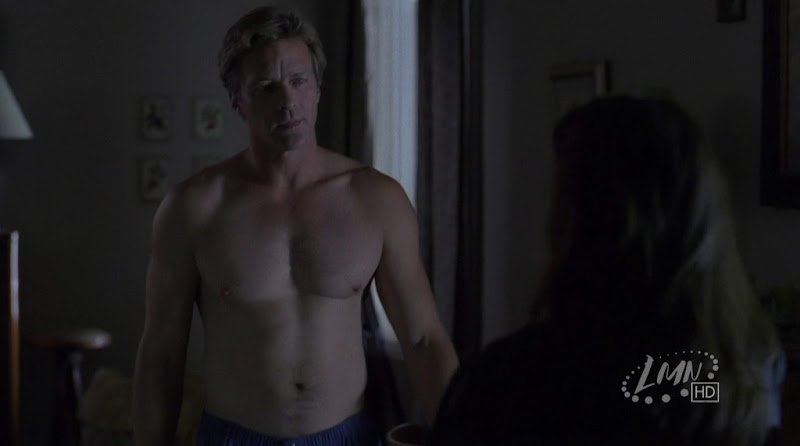 Roark Critchlow Shirtless in Point of Entry