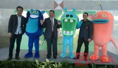 Resmi Dibuka, 200 Brand Ramaikan Mega Bazaar 2015
