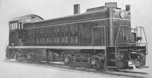 Railroad Locomotives  Lima
