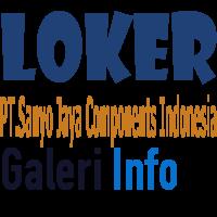 informasi loker lowongan kerja terbaru PT Sanyo Jaya Components Indonesia