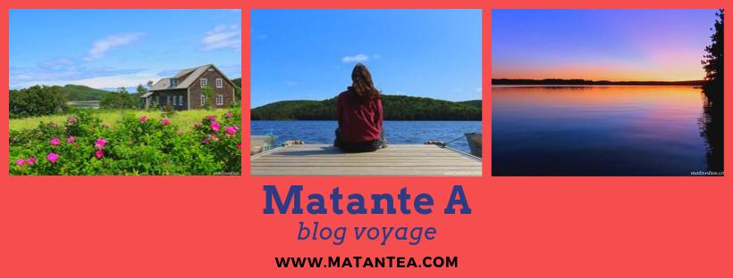 Matante A - Blog voyage