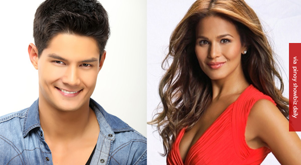 Daniel Matsunaga and Iza Calzado sign new contract with ABS-CBN