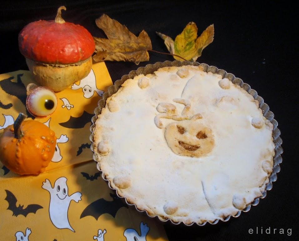 Сладкиш с тиква и Хелоуин