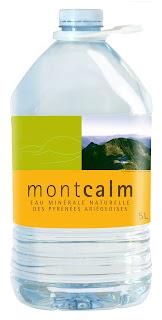 Eau minérale naturelle des Pyrénées ariégeoises - Montcalm