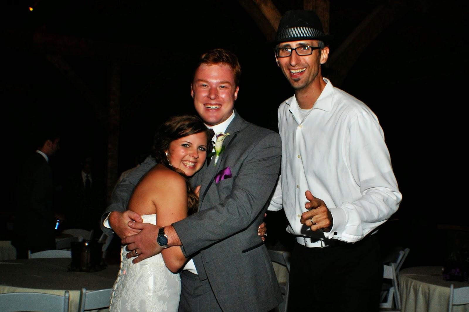 With Class LLC Wedding Coordination Party DJ - DeBarge Vineyard & Winery - Chattanooga, TN - DJ Mark