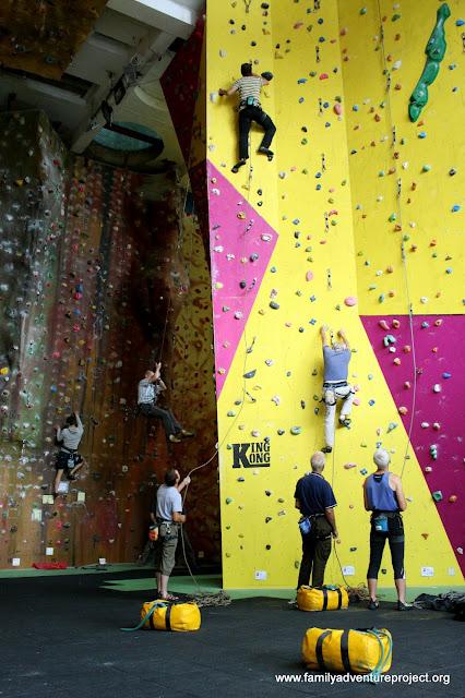 Lakeland Climbing Centre