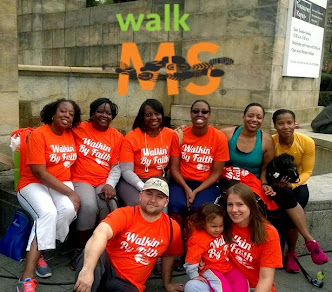 The MS WALK 2015